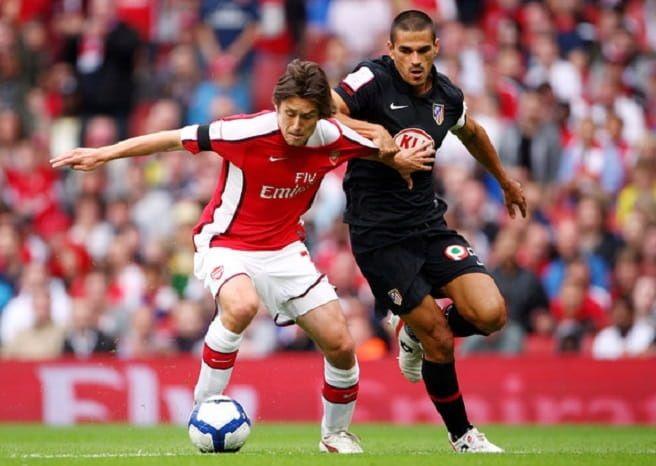 Europa League:Arsenal - Atletico Madrid