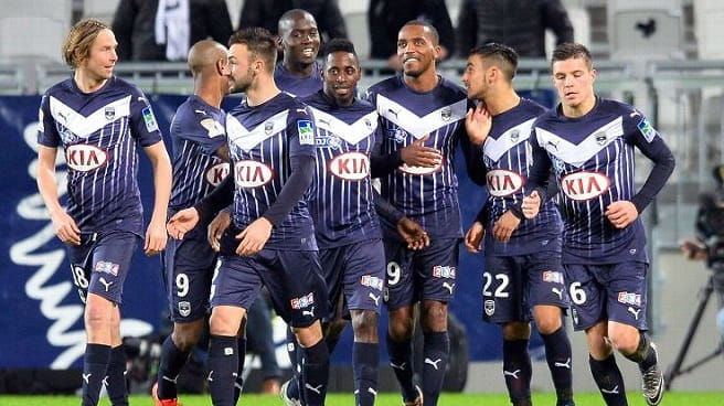 Image result for GIRONDINS Bordeaux