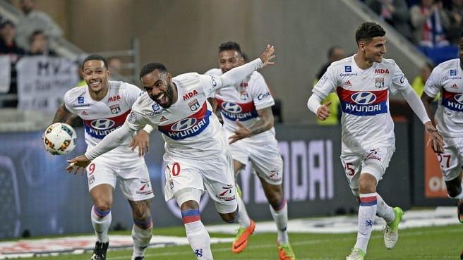 Franta Ligue 1: Olympique Lyon - OGC Nice
