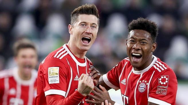 Finala Cupei Germaniei: Bayern Munchen - Eintracht Frankfurt