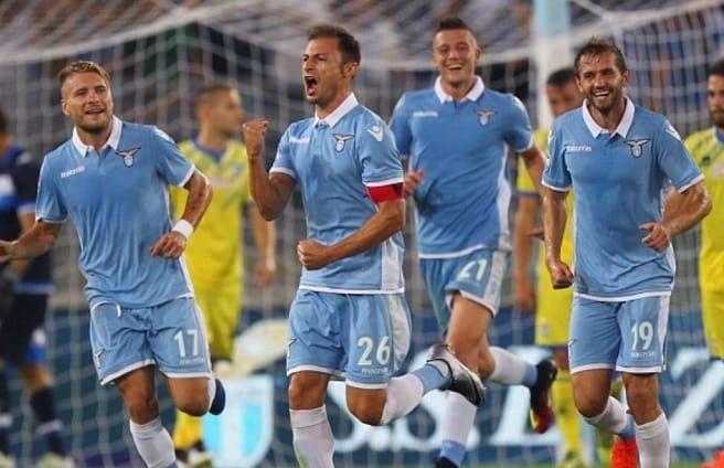 Serie A:Lazio Roma - Inter Milano