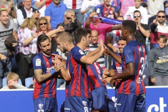 La Liga: Huesca - Real Sociedad