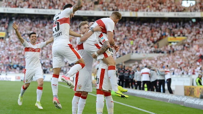 Bundesliga: VfB Stuttgart - Fortuna Dusseldorf