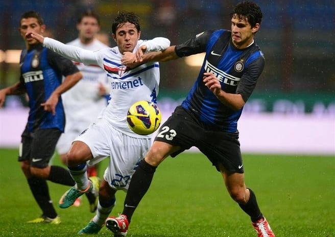 Pariul Zilei: Sampdoria - Inter Milano