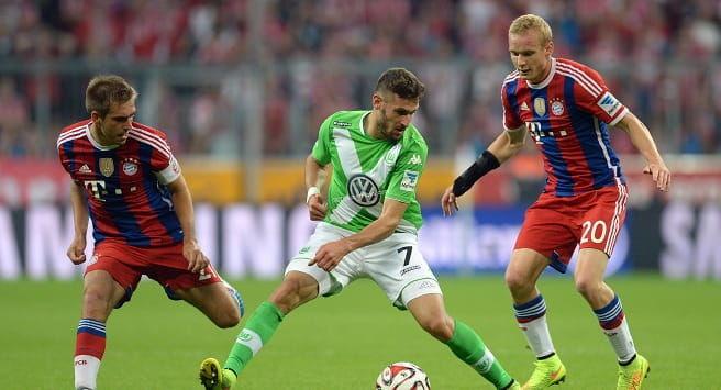 Meciul Zilei: Wolfsburg – Bayern Munchen