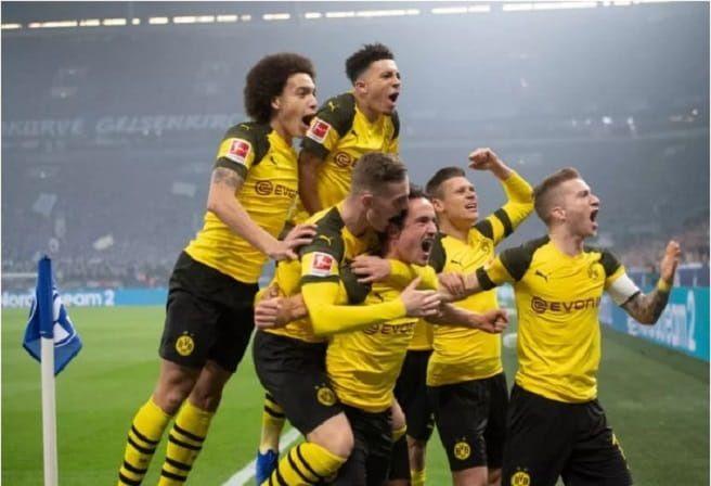 Pariul zilei Monaco - Borussia Dortmund