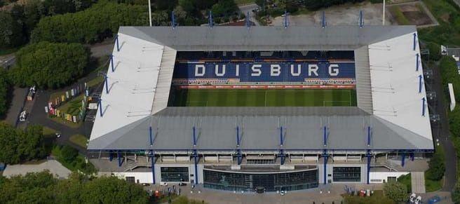 Pariul zilei Duisburg - Hamburg