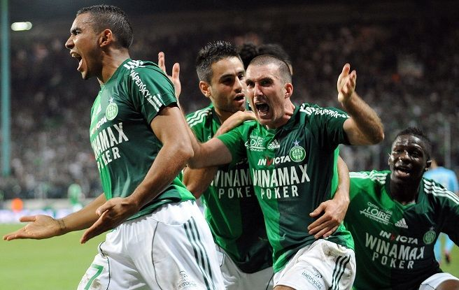 Ligue 1: Saint Etienne - Marseille