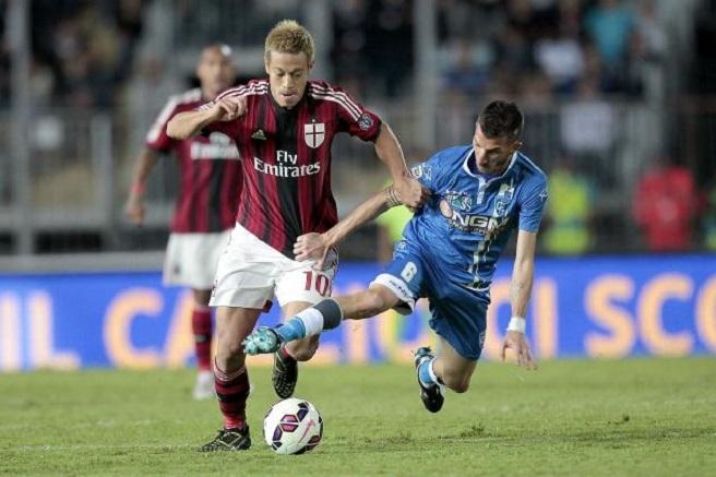 Serie A: AC Milan - Empoli